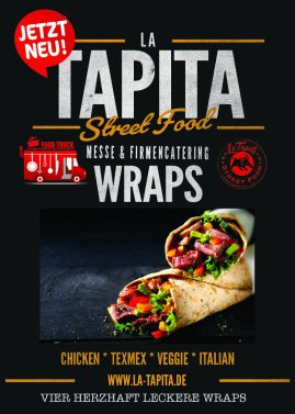 Wraps Catering Foodtruck